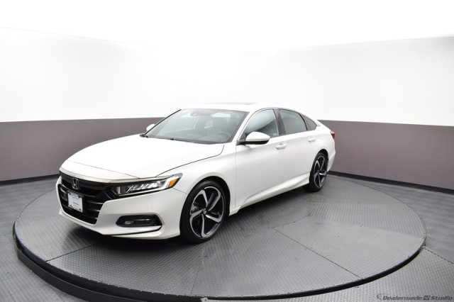 Certified Pre-Owned 2019 Honda Accord Sport 2.0T