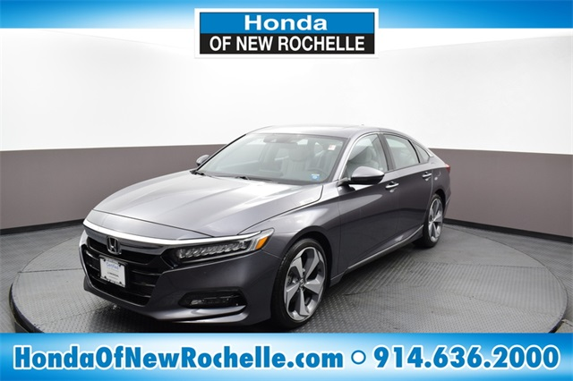 Pre-Owned 2020 Honda Accord Touring 2.0T