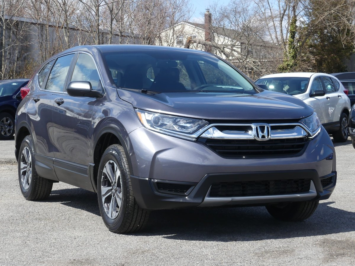 New 2018 Honda Cr V Lx Sport Utility In New Rochelle 20183410