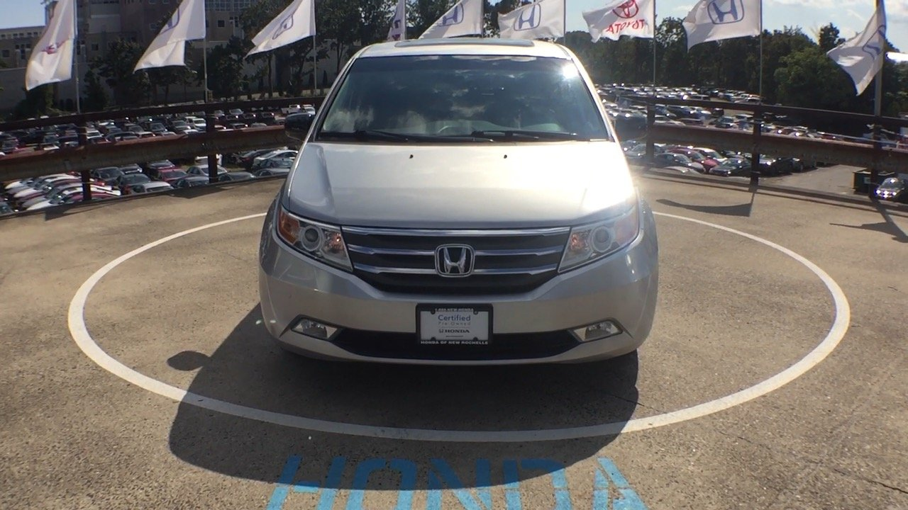Pre Owned 2011 Honda Odyssey Touring Elite