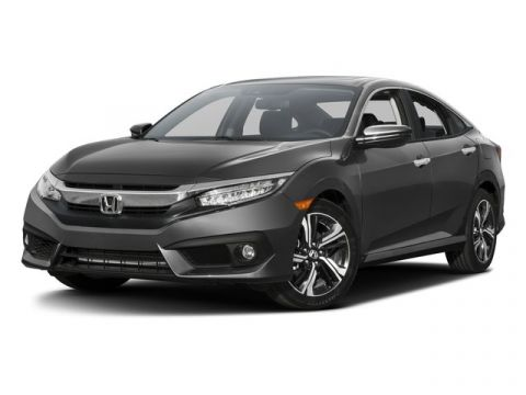 New 2016 Honda Civic Touring