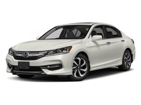 New 2017 Honda Accord EX-L V6
