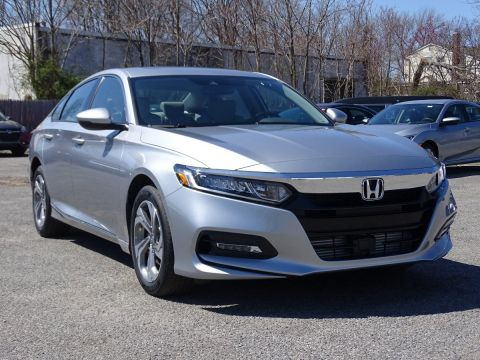 New 2018 Honda Accord EX-L Navi