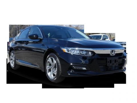 New 2019 Honda Accord EX-L 2.0T